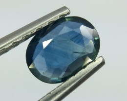 1.21 Crt Natural Sapphire Faceted Gemstone (MG 17)