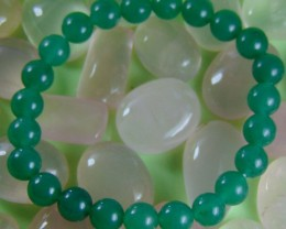 95.55 ct Natural Beautiful Aventurine Beats 8 mm Round