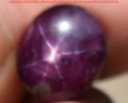 20.40 Ct Star Ruby CERTIFIED Beautiful Natural Unheated Untreated
