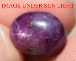 13.91 Ct Star Ruby CERTIFIED Beautiful Natural Unheated Untreated