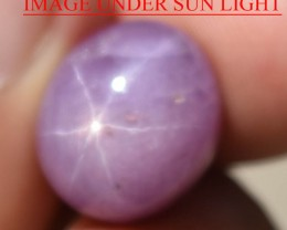 19.22 Ct Star Ruby CERTIFIED Beautiful Natural Unheated Untreated