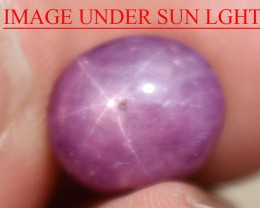 7.80 Ct Star Ruby CERTIFIED Beautiful Natural Unheated Untreated