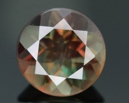 Rarest 1.65 ct Sunstone Green Color Change Ponderosa Mine Oregon SKU.2