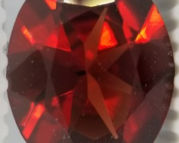 1.67 Cts Gorgeous Color Natural Spessartite Garnet Untreated G1