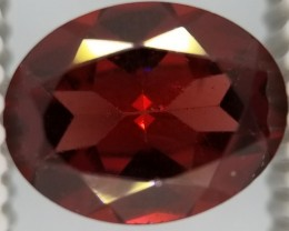 2.15 Cts Gorgeous Color Natural Spessartite Garnet Untreated G2