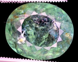 GIL CERT ~ 6.63 CT NATURAL PARAIBA TOURMALINE GEMSTONE