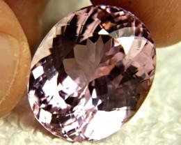 32.52 Carat VVS1 Purple / Pink Himalayan Kunzite - Superb