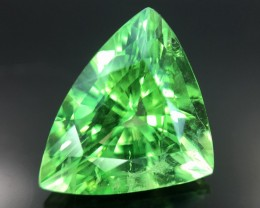 1.60 Cts Untreated Tsavorite Awesome Color & Cut ~ Tk1