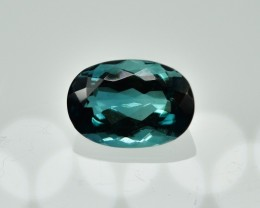 2.52 Cts GIA Certified Wonderful Indicolite Tourmaline