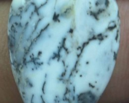 13.50 Cts Dendrite Opal Natural Cabochon x4-189