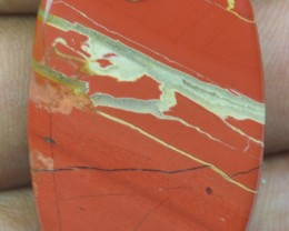 54.10 CT BEAUTIFUL JASPER GEMSTONE (NATURAL+UNTREATED) x13-79