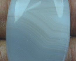76.40 CT LACE AGATE BEAUTIFUL CABOCHON (NATURAL+UNTREATED) X19-121