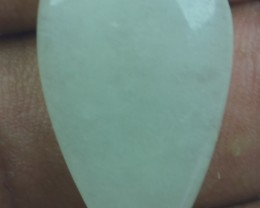 16.00 CT BEAUTIFUL GREEN AVENTURINE (NATURAL+UNTREATED) X23-103