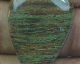 24.90 CT BEAUTIFUL STRIPED JASPER (NATURAL+UNTREATED) X32-143