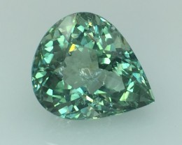 Certified 5.64 Cts Paraiba Tourmaline Attractive Higher Color ~ Mozambique