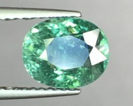 Certified 2.03 Cts Paraiba Tourmaline Attractive Higher Color ~ Mozambique