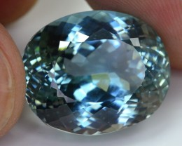 32.30 Ct Amazing Color Natural Unheated Spodumene