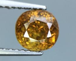 1.47 Cts Stylish Top New Rare Untreated Mali Garnet Pk36