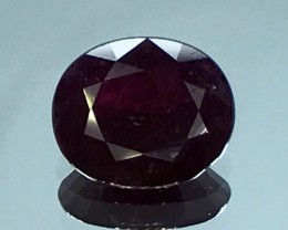 1.43 CT NATURAL RUBY HIGH QUALITY GEMSTONE S90