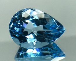 11.90 CT NATURAL TOPAZ HIGH QUALITY GEMSTONE S90