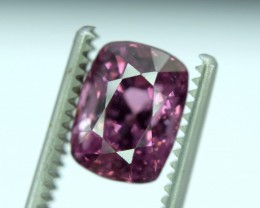 4.00 cts Rare Antique Cut voilet UNtreated And Unheated Spinel gemstone fro