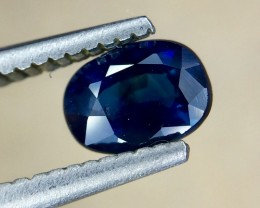 0.57 Crt Natural Sapphire Unheated Faceted Gemstone (MG 18)