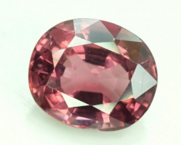 2.30 cts Beautifull Redish Color Spinel Gemstone From burma