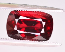 ~GIL CERT~ 4.25 CT NATURAL RED SPINEL GEMSTONE