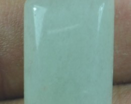 11.85 CT BEAUTIFUL GREEN AVENTURINE (NATURAL+UNTREATED) X23-96