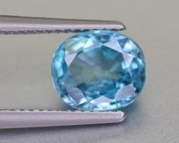 No Reserve 2.95 Cts Zircon from Cambodia