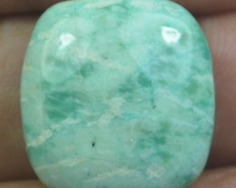 19.45 CT BEAUTIFUL AMAZONITE (NATURAL+UNTREATED) X27-136