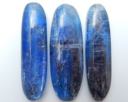 60ct Beautiful Natural Blue Kyanite Gemstone Cabochon (18071113)
