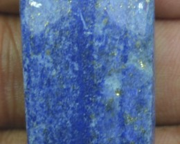 51.15 CT LAPIS LAZULI BEAUTIFUL Cabochon (NATURAL+UNTREATED) x14-135