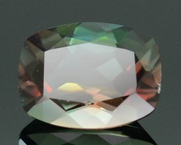 Rarest 1.04 ct Oregon Sunstone Green Bi Color Change SKU.2