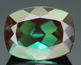 Rarest 2.0 ct Sunstone Green Color Change Ponderosa Mine Oregon SKU.2