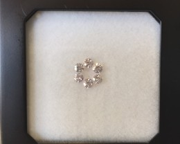 6 = 0.48ct NCP SIAV Certified Argyle Pink Diamond