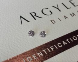 2 = 0.24ct 7PR SIAV Certified Argyle Pink Diamond