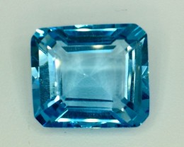 26.25 Crt Natural Topaz Facetted Gemstone. (T 16)