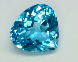 20.99 Crt Natural Topaz Facetted Gemstone. (T 31)