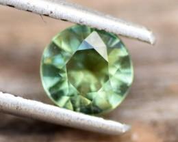 0.61cts Green Tourmaline - Stunning (RTO191)