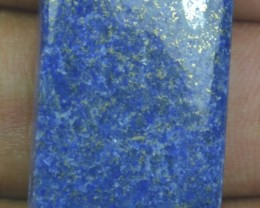 57.10 CT LAPIS LAZULI BEAUTIFUL Cabochon (NATURAL+UNTREATED) x14-145