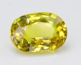 1.05 Ct Amazing Color Natural Chrysoberyl Gemstone