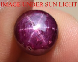 9.25 Ct Star Ruby CERTIFIED Beautiful Natural Unheated Untreated