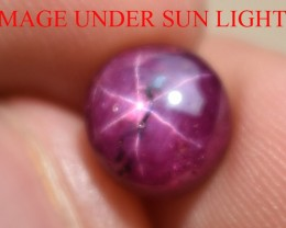 4.83 Ct Star Ruby CERTIFIED Beautiful Natural Unheated Untreated