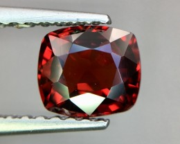 1.07 Cts Untreated Red Spinel Excellent Color ~ Burma Pk37