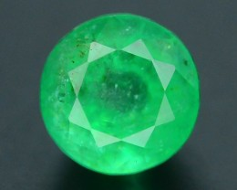 Gil Certified AAA Quality 2.03 ct Colombian Emerald SKU.7