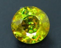 AAA Color 2.24 ct Chrome Sphene from Himalayan Range Skardu Pakistan SKU.16