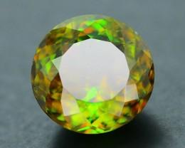AAA Color 2.63 ct Chrome Sphene from Himalayan Range Skardu Pakistan SKU.16