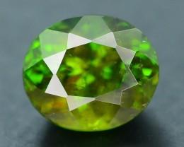 AAA Color 1.03 ct Chrome Sphene from Himalayan Range Skardu Pakistan SKU.16