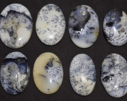229.75 Ct NATURAL BEAUTIFUL DENDRITIC AGATE WHOLESALE LOT UNTREATED